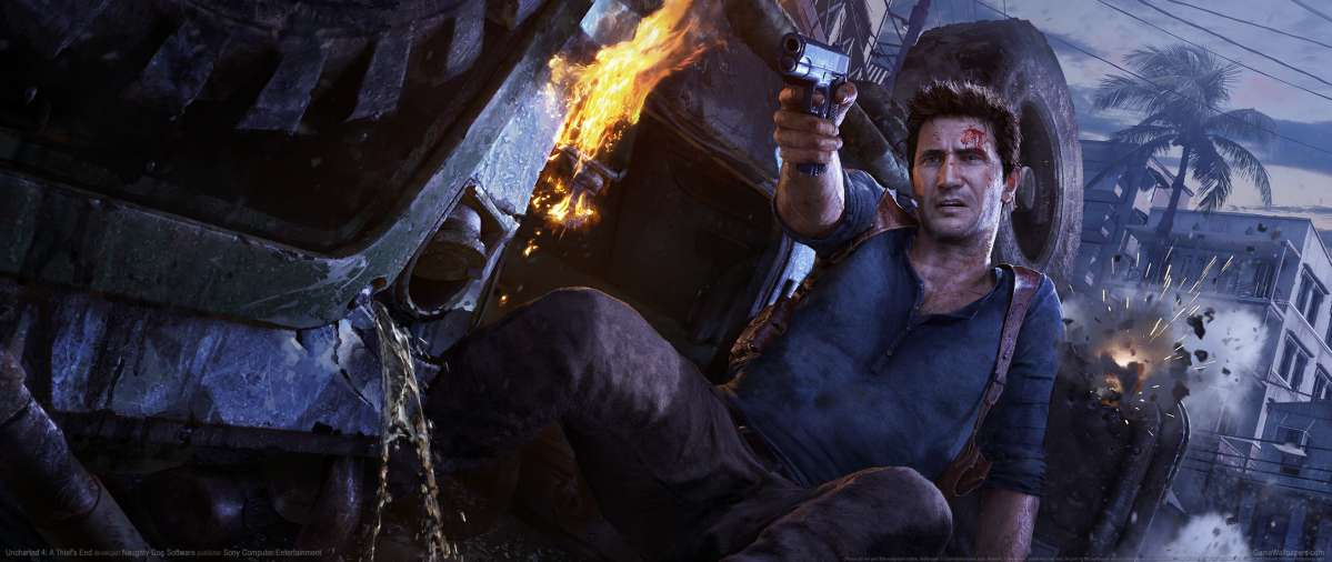 Uncharted 4: A Thief's End achtergrond