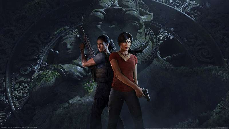 Uncharted: The Lost Legacy achtergrond