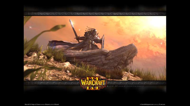 Warcraft 3: Reign of Chaos achtergrond 01