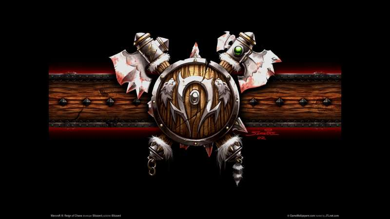 Warcraft 3: Reign of Chaos achtergrond 06