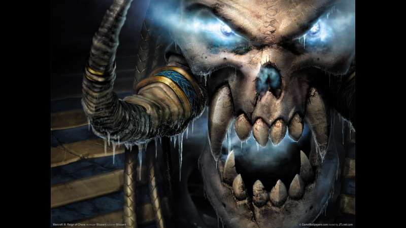 Warcraft 3: Reign of Chaos achtergrond 12