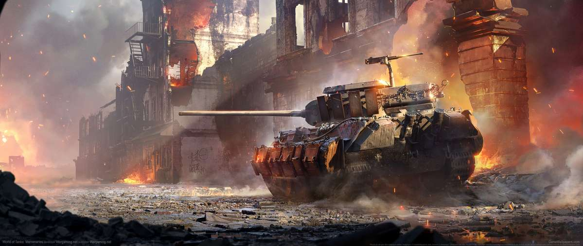 World of Tanks: Mercenaries achtergrond