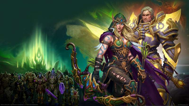 World of Warcraft achtergrond