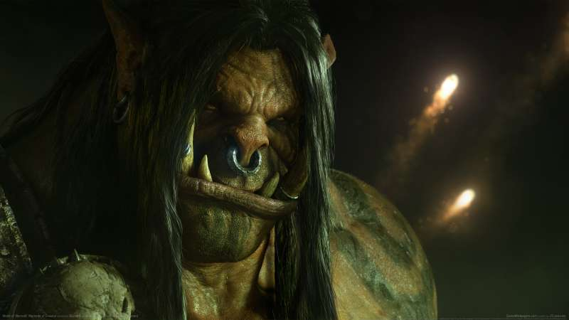 World of Warcraft: Warlords of Draenor achtergrond